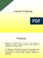 Función Financiera