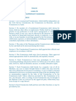 Article IX 1987 Constitution