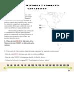 Guía de Historia y Geografía Aztecas