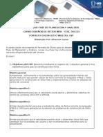 Materia Programa de Sirios Web Unidad 1