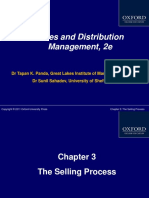 412 33 Powerpoint Slides 3 Selling Process Chap 3