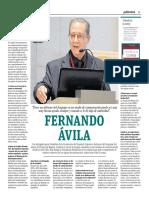 Fernando Ávila, Tener Un Defensor Del Lenguaje en Un Medio de Comunicación Puede Ar Una Muy Buena Ayuda, Siempre y Cuando Se Le Dé Algo de Autoridad