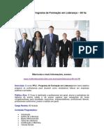 PFLI - Liderança