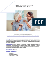 PFCI - Cuidador de Idosos