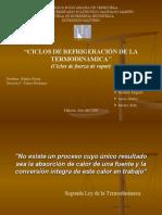 Presentación, Trabajo Termodinamica nº 2