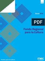 Fondo regional de cultura