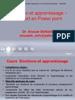 Emotion Et Apge