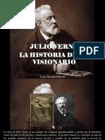 Lope Hernán Chacón - Julio Verne, La Historia de Un Visionario