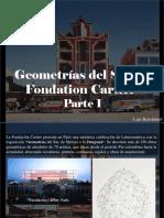 Luis Benshimol - Geometrías Del Sur en Fondation Cartier, Parte I