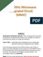 MMIC 1