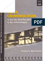 A Nova Criminologia - A Luz do Direito Penal e da Vitimologia - Antonio Beristain.pdf