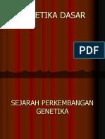 Genetika Dasar
