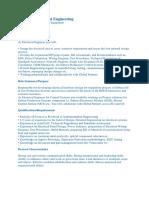 JD-3182546 -Engineer - Electrical Engineering