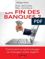 [EYROLLES] Apple, Bitcoin, Paypal, Google La Fin Des Banques
