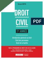 Partiels 2018 Lextenso Étudiant Jour 1 - L1 - Introduction au droit (LGDJ - Hors collection)
