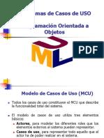 Diagramas de Casos de Uso UML Subir