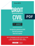 Partiels 2018 Lextenso Étudiant Jour 4 - L1 - Introduction au droit (LGDJ -  Hors collection)