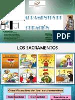 Sacramento de Curacion