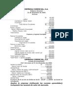 Analisis Empresa Comercial