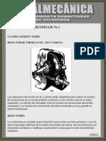 MANTENIMIENTO REDUCTORES DE VELOCIDAD