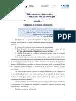 11-Reflexión Sobre La Práctica Para La Mejora de Los Aprendizajes