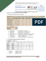 Operaciones Basicas Excel