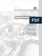Viabilidade Economica de Projetos Mineiros