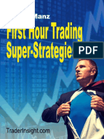 ADRIAN MANZ First Hour Super Strategies