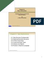 Presentacion Capitulo 8 (Abstraciones de Datos)