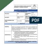 Plan Fiesta de La Lectura Mery Avalos11-2018
