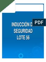 Inducción lote 56
