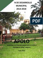 PDM APOLO 02014-2018