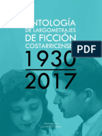 Antologia Largometrajes de Ficcion Costarricense 1930-2017 Digital