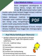 5. Keanekaragaman Makluk Hidup (Revisi)