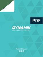Dynamik Catalogue 2018/19 V2