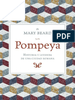 Beard, Mary. - Pompeya