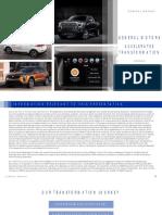 General Motors Accelerates Transformation