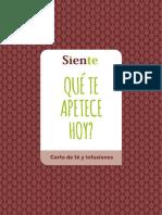 Carta Granel Castellano (Otoño'18)