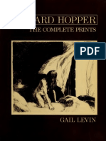Edward Hopper the Complete Prints