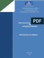 Protocolo de Feridas Atualizado 2018