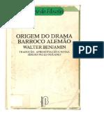 DocGo.net-BENJAMIN, Walter. Origem Do Drama Barroco Alemão.pdf
