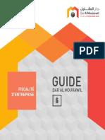 Guide Fiscalité Des d'Entreprises