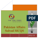 Pakistan Affairs Solved MCQS - A Complete Package.docx
