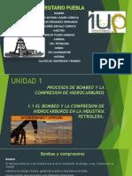 El Bombeo y La Compresion de Hidrocarburos en La I.P