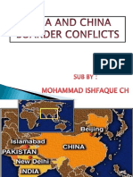 India China Conflict