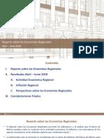Banco de México - Economias Regionales