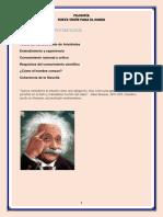 Viii Modulo Epistemologia Racionalismo y Empirismo