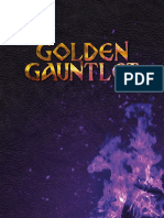 JDR Gauntlet World - Golden Gauntlet