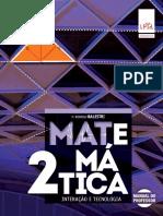 Matemática - Integração e Tecnologia Vol 02 [Balestri]