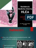 ENCEFALITIS - HLEA